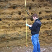 Bedfordshire quarry survey.