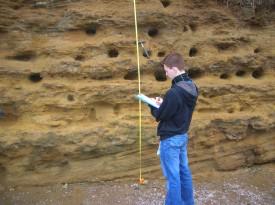 Bedfordshire quarry survey.