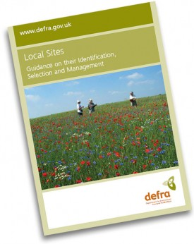 DEFRA: Local Sites guidance.