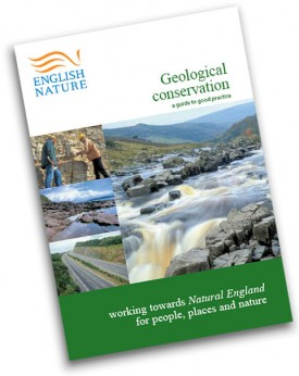'Geological Conservation – A guide to good practice'